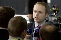 Náměstek českého ministra zahraničí Jakub Kulhánek