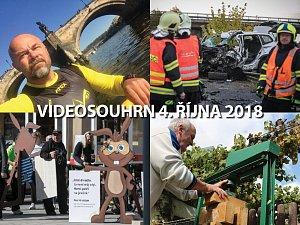 Videosouhrny Deníku – říjen 2018