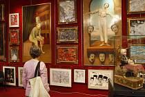Aukce osobních věcí slavného mima Marcela Marceaua, který před dvěma lety zemřel.