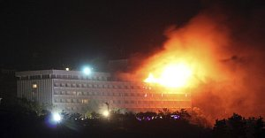 Hotel Intercontinental v Kábulu