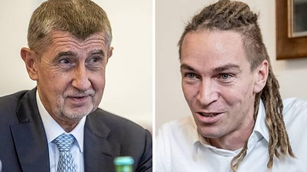 Andrej Babiš se v Ústeckém kraji postaví proti Ivanu Bartošovi