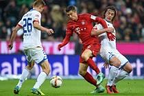 Bayern Mnichov doma podlehl Mohuči