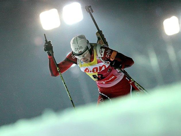Tora Bergerová vyhrála na MS v Novém Městě na Moravě i vytrvalostní závod.