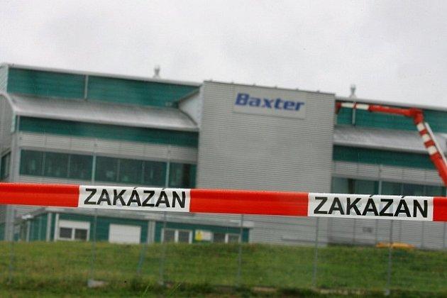 Střeženo. Firma Baxter se chystá na smrtící vir.