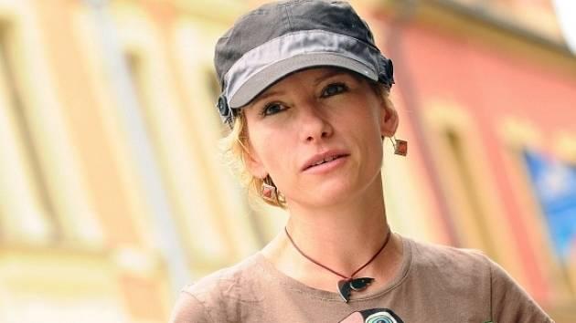 Slovenská režisérka Zuzana Piussi