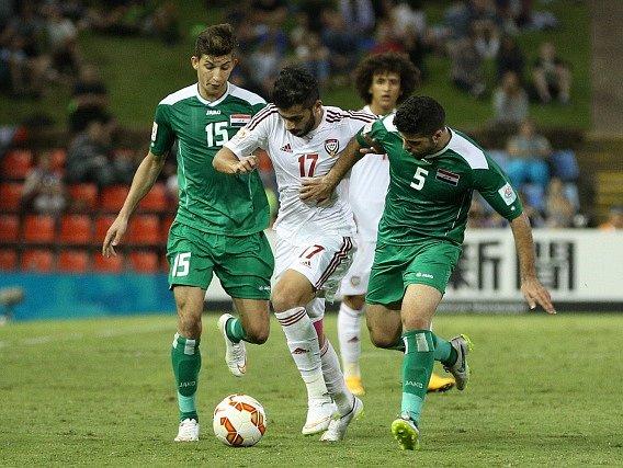 Fotbalisté Spojených arabských emirátů porazily Irák