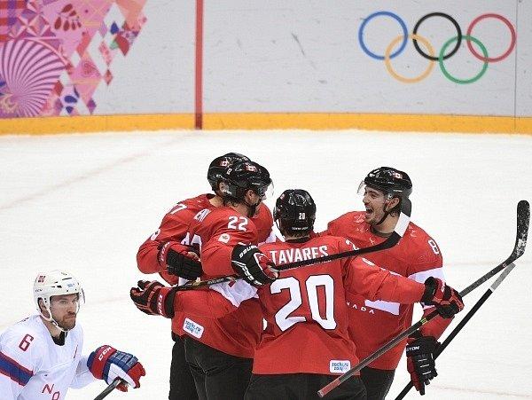 Kanada vs. Norsko