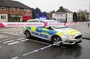 Střelba v londýnském Romfordu