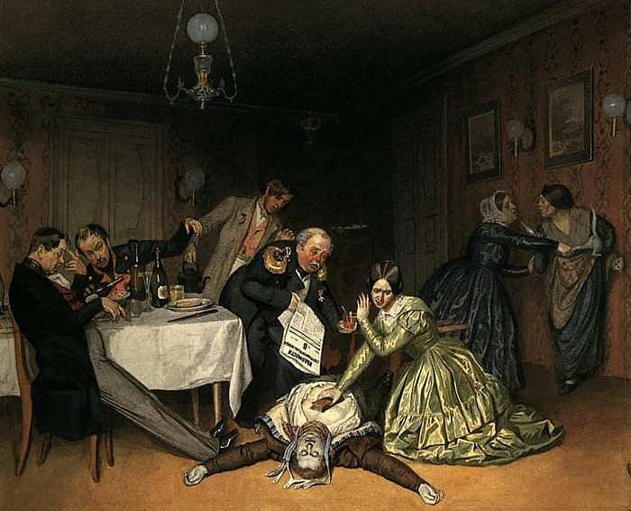 V polovině 19. století udeřila na Evropu i na další světadíly pandemie cholery
