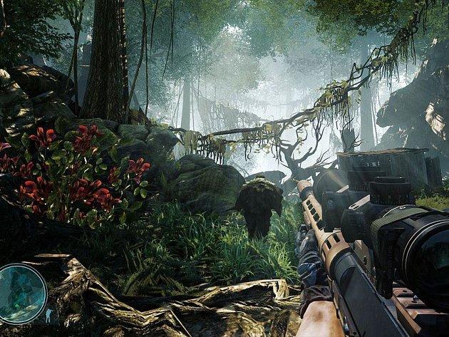 Počítačová hra Sniper: Ghost Warrior 2.