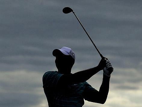 Golf - ilustrační foto.