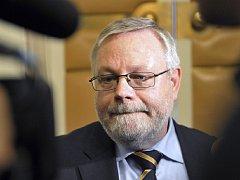 Senátor ODS Jiří Oberfalzer.