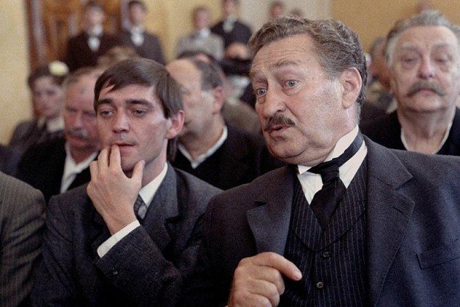 Josef Větrovec, Dobrodružství kriminalistiky