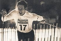 Ladislav Rygl získal titul mistra světa v Tatrách v patnáctistupňovém mrazu.