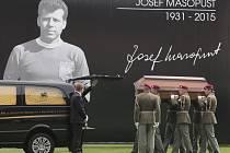 Sbohem. Loučení s Josefem Masopustem