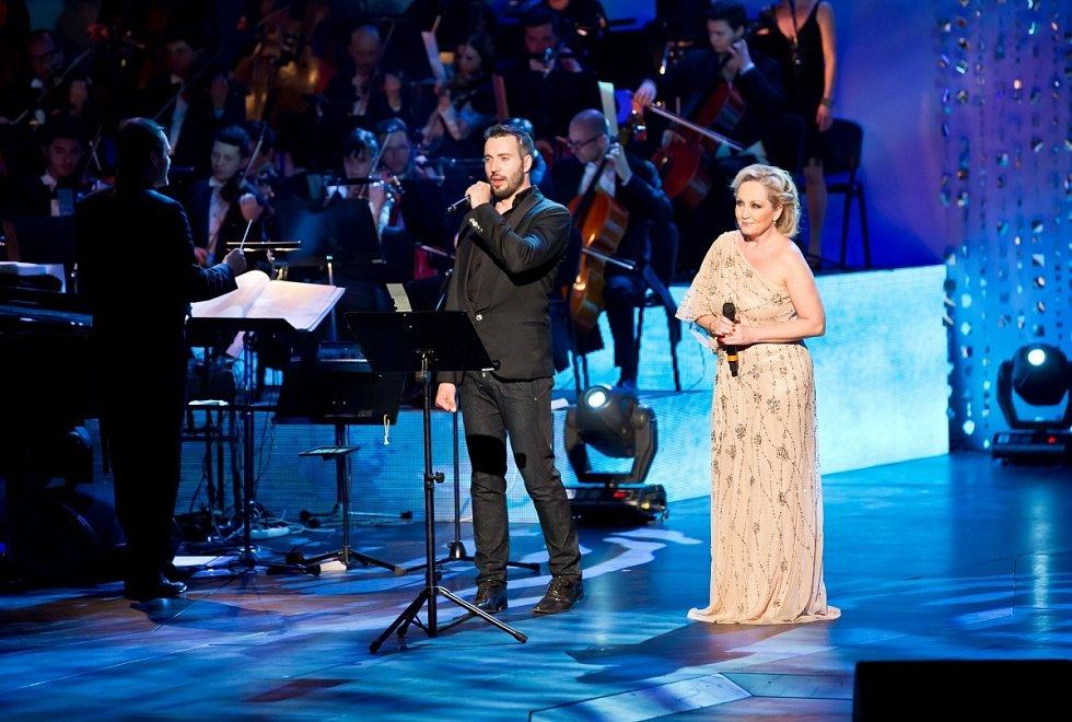 Václav Noid Bárta slavil v Hudebním divadle Karlín megaúspěch s 2 exkluzivními koncerty!