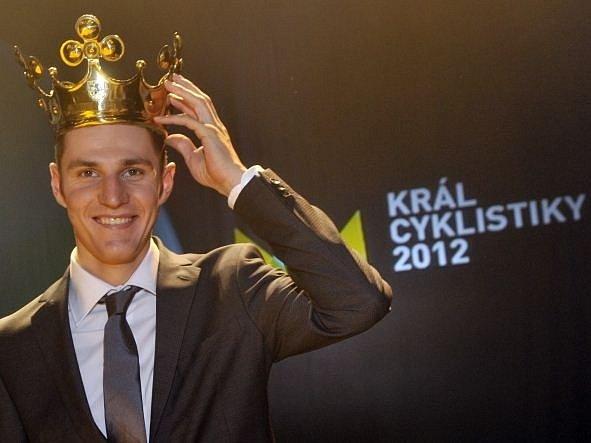 Král české cyklistiky Jaroslav Kulhavý.