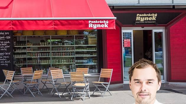 Filip Sajler a Pankrácký Rynek