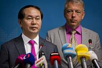 Do Česka dorazí do měsíce skupina vietnamských právníků a několika policistů kvůli boji s drogovou kriminalitou. Dohodli se na tom dnes ministři vnitra Milan Chovanec (ČSSD) se svým vietnamským protějškem Tran Dai Quangem.