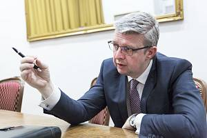 Novým ministr průmyslu a obchodu Karel Havlíček