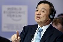 Zakladatel a ředitel firmy Huawei Ren Zhengfei