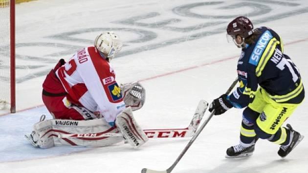 Sparta - Olomouc: Tomáš Netík a jeho rozhodnutí