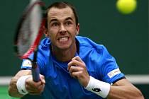Lukáš Rosol v Davis Cupu.
