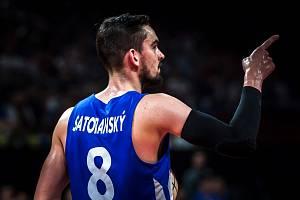 Tomáš Satoranský, největší hvězda českého basketbalu