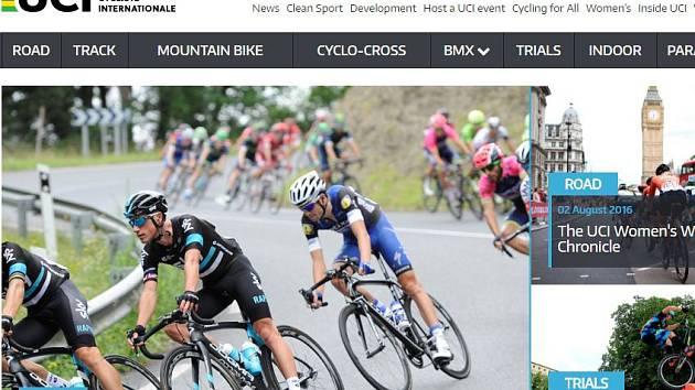 UCI - Mezinárodní cyklistická unie