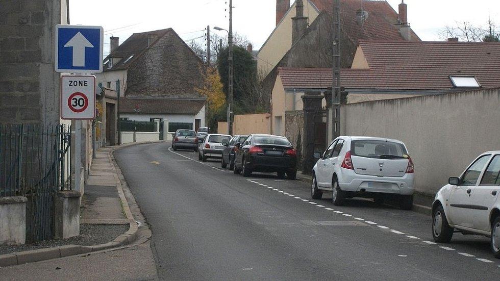 Omezení rychlosti ve Francii. Ilustrační snímek