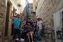 Kapela The Tap Tap hraje tento týden v Izraeli na pozvání Českého centra v Jeruzalémě a jeruzalémského magistrátu.