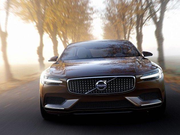 Volvo Concept Estate.