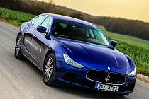 Maserati Ghibli S Q4.