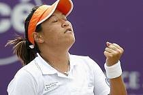 Thajka Tamarine Tanasugarnová vyhrála podruhé v řadě turnaj v Hertogenboschi.