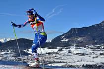 Finka Virpi Kuitunenová na Tour de Ski.