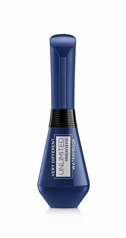 Voděodolná řasenka s fixačními vosky Unlimited, L'Oréal, 360 Kč