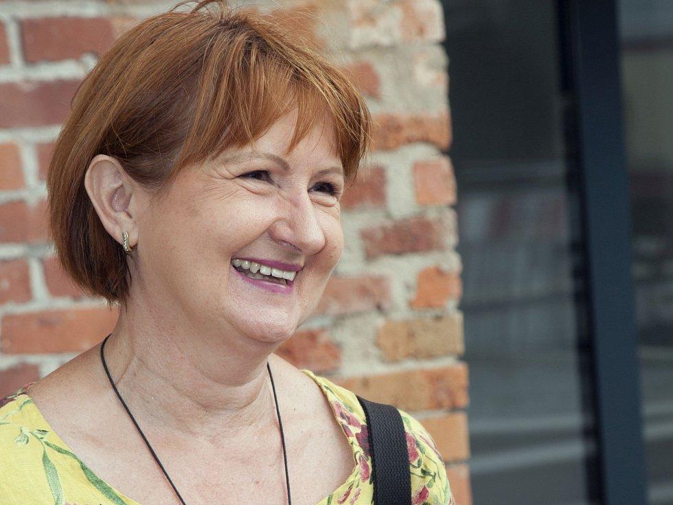 Ředitelka MAS Český sever Eva Hamplová.