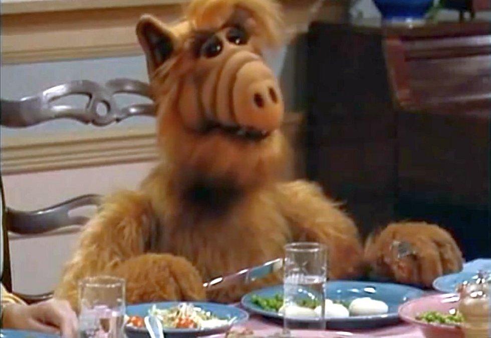 Slavný sitcom Alf