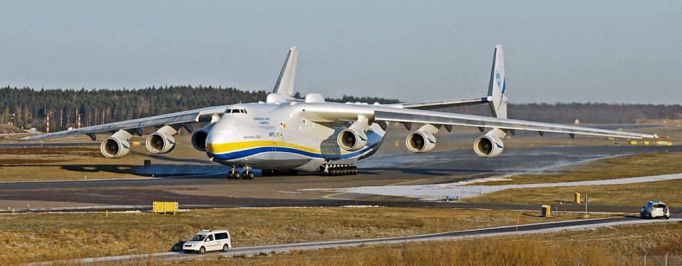 3. Antonov An-225 Mrija