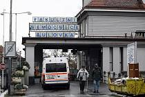 Fakultní nemocnice Bulovka v Praze. Ilustrační foto