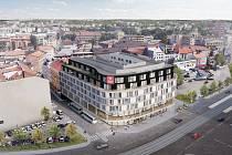 Komplex v Brně