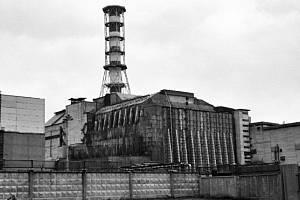Jaderná elektrárna Černobyl.