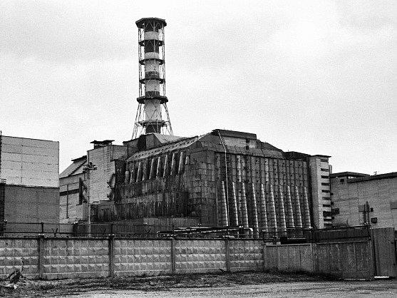 Jaderná elektrárna Černobyl. Ilustrační foto.