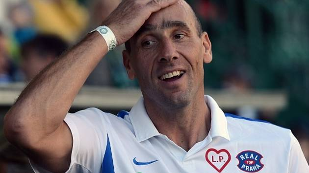 Nejlepší střelec české fotbalové reprezentace Jan Koller.