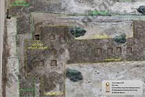 Pevnost objevená v oblasti egyptského naleziště Tell El-Kadwa