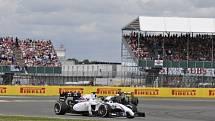 Velká cena Británie: Felipe Massa