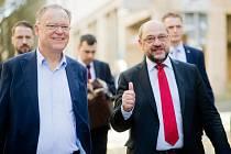 Volební kampaň v Dolním Sasku