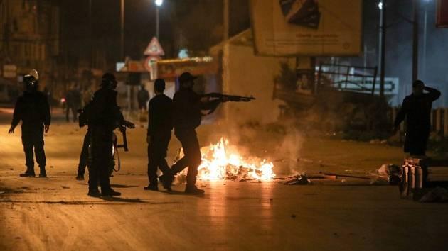 Protesty proti vysokým cenám v Tunisku