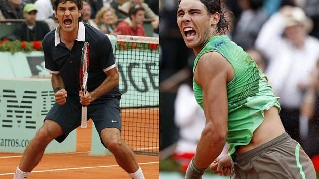Federer vs. Nadal. Kdo bude králem Paříže?