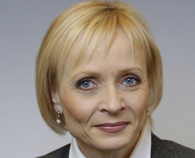 Senátorka za ODS Daniela Filipiová